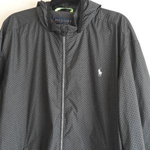 Ralph Lauren Polo Golf Packable Windbreaker Jacket